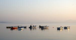 Silencio de la mañana fotografía de archivo