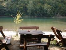 Silencio del río Fotos de archivo libres de regalías