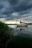 Silencioso antes da tempestade Foto de Stock