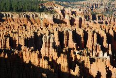 Silent City, Bryce Canyon Royalty Free Stock Photography