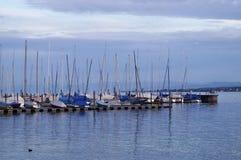 Silent harbor Stock Photos