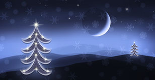 Silent night Royalty Free Stock Photos