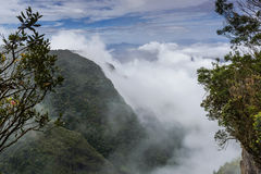 Silent valley in Kodaikanal Stock Photography