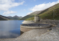 Silent valley reservoir Royalty Free Stock Photography