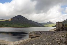 Silent valley reservoir north ireland Royalty Free Stock Image