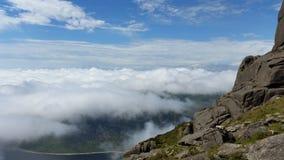 Silent vally reservoir ireland Stock Photos