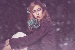 Silent Winter Stock Image