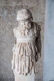 Silenus statua Grecki bóg pijaństwo & winiarstwo obrazy royalty free