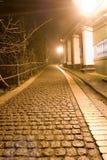 Silenzio in aria Fotografia Stock