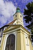 Silesian Barock Στοκ Φωτογραφίες