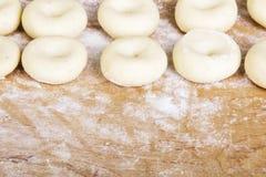 Silesian dumplings Stock Photo