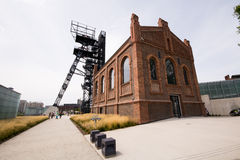 Silesian Museum in Katowice Stock Images