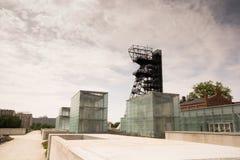 Silesian Museum in Katowice Stock Photos