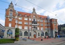Silesian Museum - Katowice Stock Image