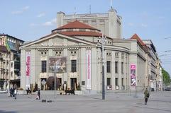 Silesian Theatre in Katowice, Poland Stock Photo