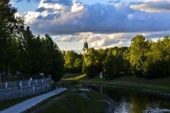 Silesio ayuntamiento Ostrava Fotografía de archivo libre de regalías