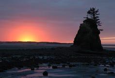 Siletz Bay Stock Photography