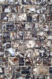 silex knapped Image stock