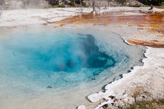 Silex Thermal Springs royalty free stock images
