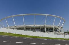 Silezisch Nationaal Stadion Stock Afbeeldingen