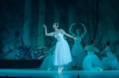 Silfidi di balletto classico immagini stock libere da diritti