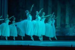 Silfidi di balletto classico immagini stock