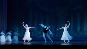 Silfos del ballet clásico metrajes