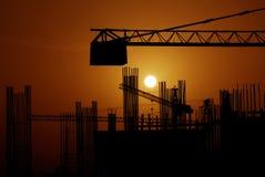 silhouet Stock Afbeeldingen
