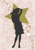Silhouet royalty-vrije illustratie