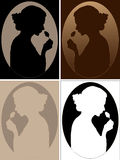Silhouette Stock Images