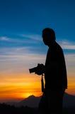 Silhouette Photos libres de droits