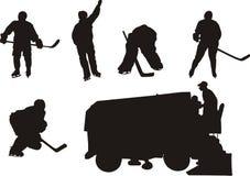 silhouette illustration libre de droits
