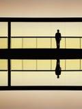 silhouette photo libre de droits