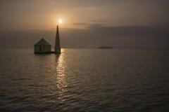 Silhouette breakfast island rambha odisha