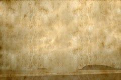 Silhouette de baie et plage de Santander Espagne Image stock