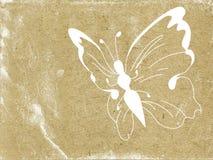 Silhouette de guindineau illustration stock