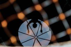 Silhouette de personnes photos libres de droits