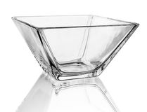 Silhouette de vaisselle Image stock
