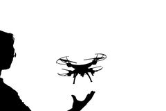 Quadrotor together with Parrot Rc Cars furthermore Drone Quadrocopter Set Vector Logo Badges 383495656 likewise Stock Illustration Drone Silhouette Video Aerial Fly Helicopter Vector Illustration Image57122169 additionally Quadrocopter Icon 421221010. on quadrotor helicopter