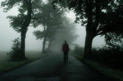 Silhouette foncée Photo libre de droits