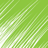 Silhouette of grass isolated on green background. Royalty Free Stock Photo