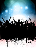 Grunge Party background Royalty Free Stock Photos