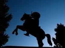 Silhouette, Sky, Horse Like Mammal, Horse Stock Photos