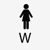001 silhouette woman 库存例证