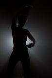Girl Silhouette Stock Photo