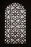 Window. Dar Si Said palace. Marrakesh. Morocco Stock Images