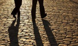 Silhouettes Stock Photos