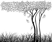 silhouettetree