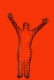Silhueta do homem ilustração do vetor