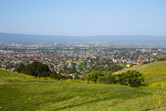 Silicon Valley city view Royalty Free Stock Photography